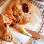 recept kwarkbolletjes met peer en kaneel © bettyskitchen.nl