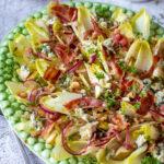 recept witlofsalade met peer en blauwe kaas © bettyskitchen.nl
