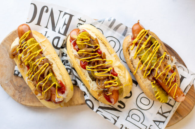 5x hotdogs recepten © bettyskitchen.nl