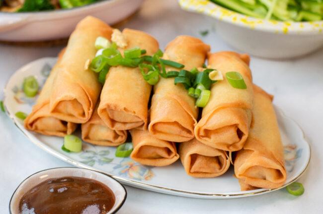 Vier het Chinese nieuwjaar met deze gerechten