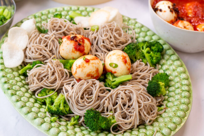 Vier het Chinese nieuwjaar met deze gerechten © bettyskitchen.nl