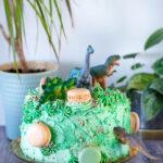 recept dinosaurus taart © bettyskitchen.nl