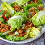recept chinese sla wraps met kip © bettyskitchen.nl
