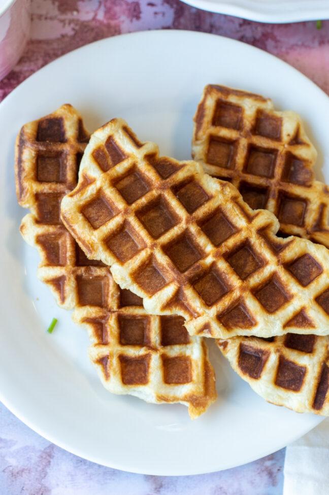 recept croissant wafels 'croiffles' © bettyskitchen.nl