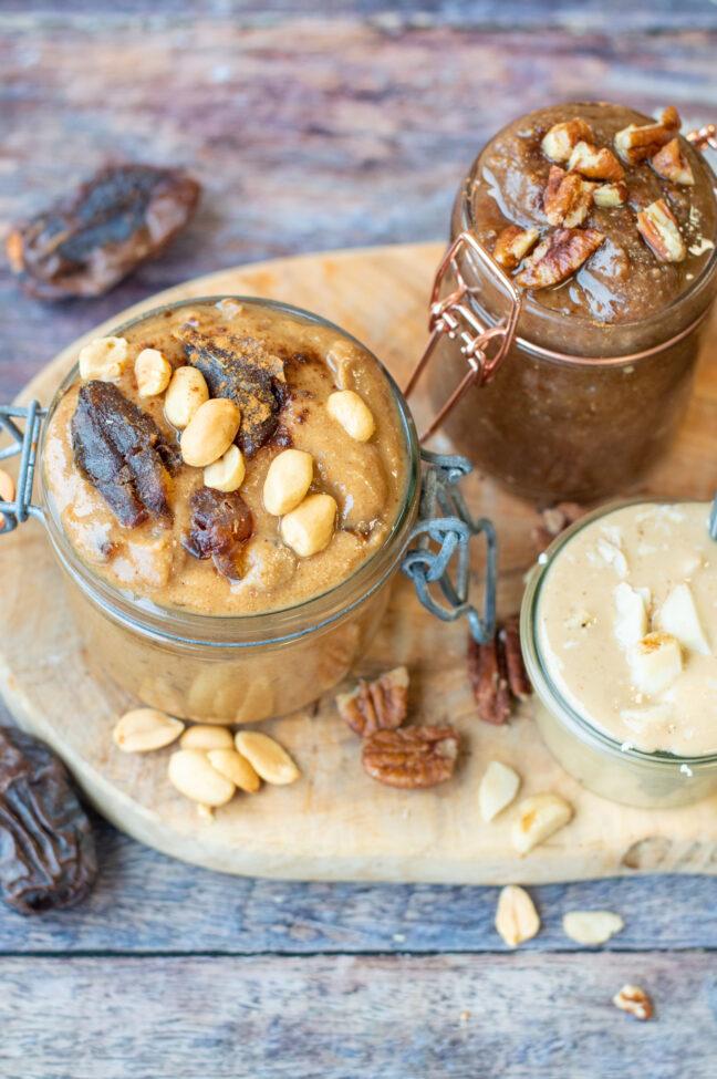 5x notenpasta maken © bettyskitchen.nl