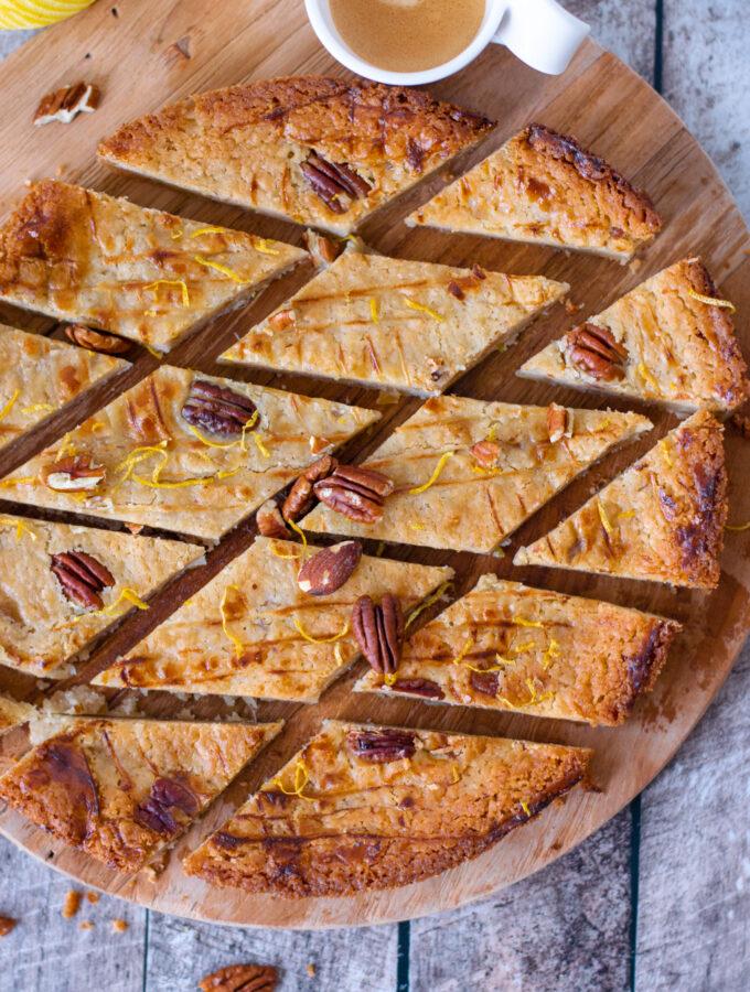 recept boterkoek met citroen en gember © bettyskitchen.nl