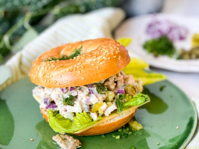 recept tonijnsalade voor op brood © bettyskitchen.nl