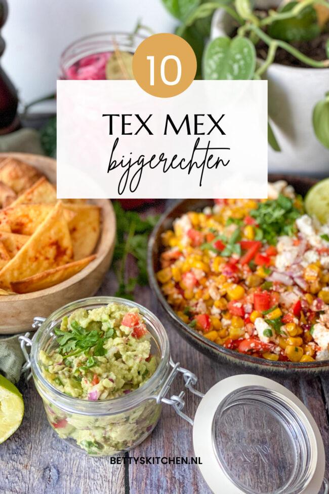 10x Tex Mex bijgerechten recepten om van te smullen
