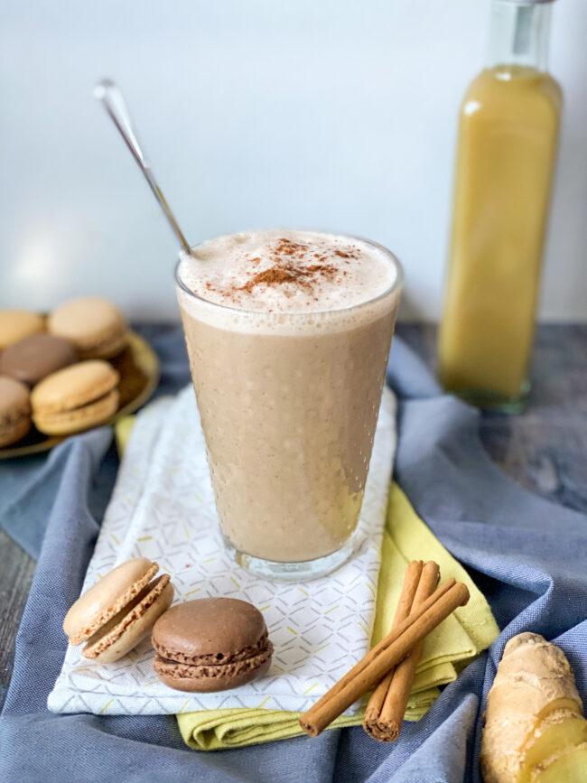 recept gember latte thee © bettyskitchen.nl