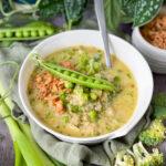 recept vegan lente chowder soep © bettyskitchen.nl