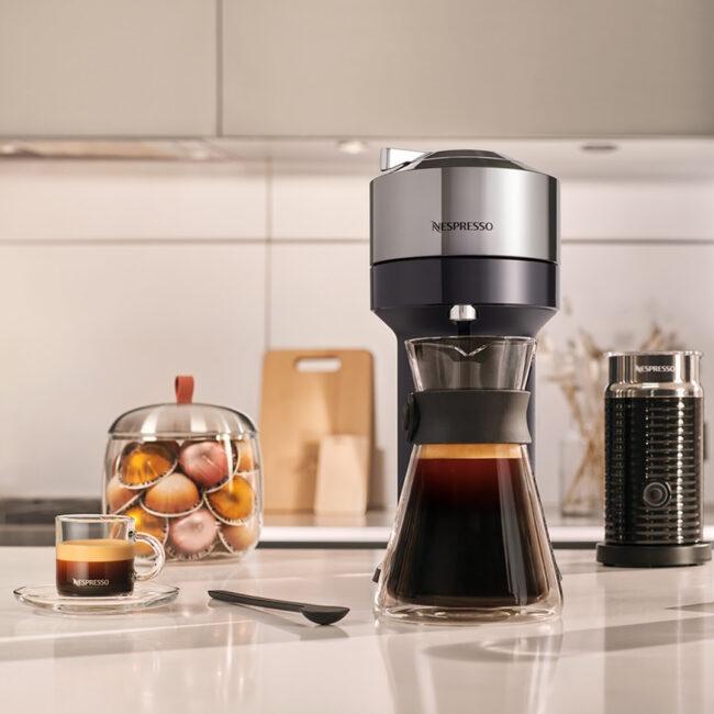 Nespresso Vertuo duurzame koffiemachine