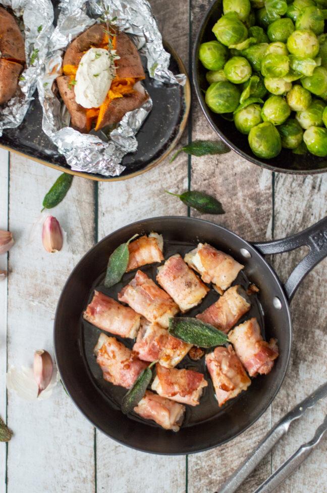 recept kabeljauw rolletjes met spek © bettyskitchen.nl