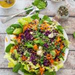 recept kleurrijke quinoa salade © bettyskitchen.nl