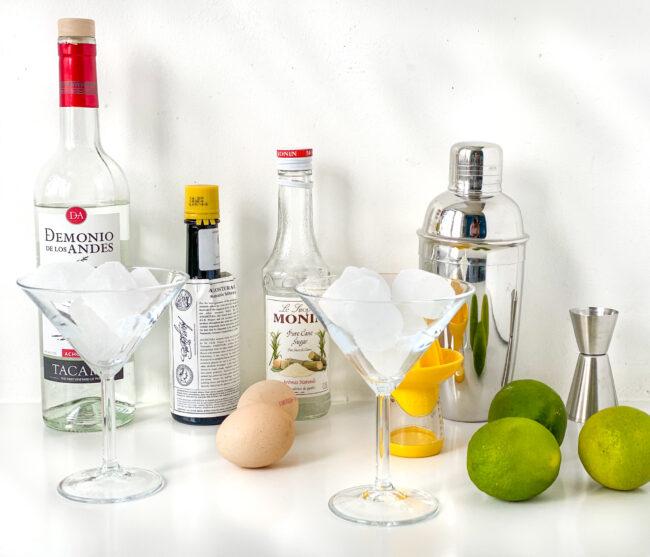 recept pisco sour cocktail © bettyskitchen.nl