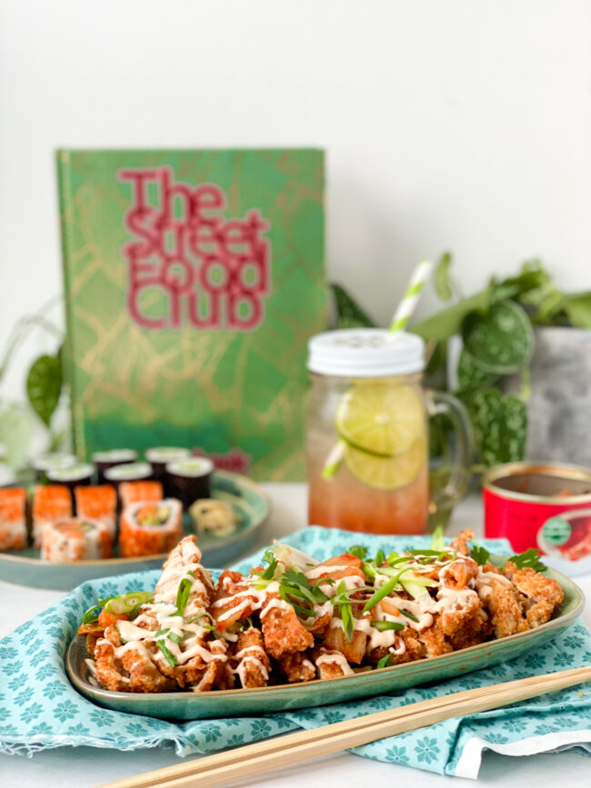recept korean fried chicken van The Streetfood Club Utrecht © bettyskitchen.nl