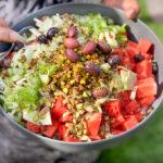 recept watermeloen salade met venkel ©bettyskitchen.nl