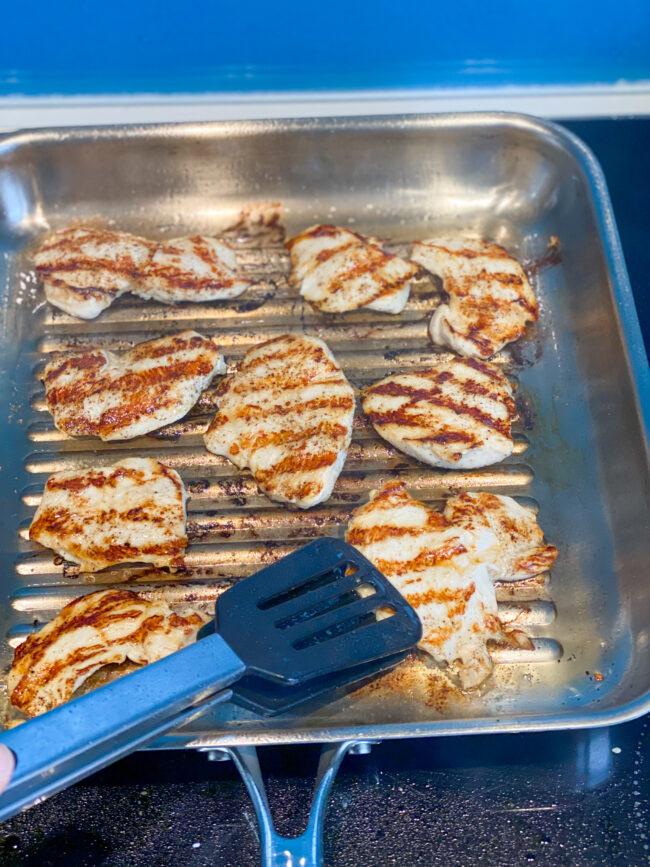 recept gegrilde kip burgers © bettyskitchen.nl