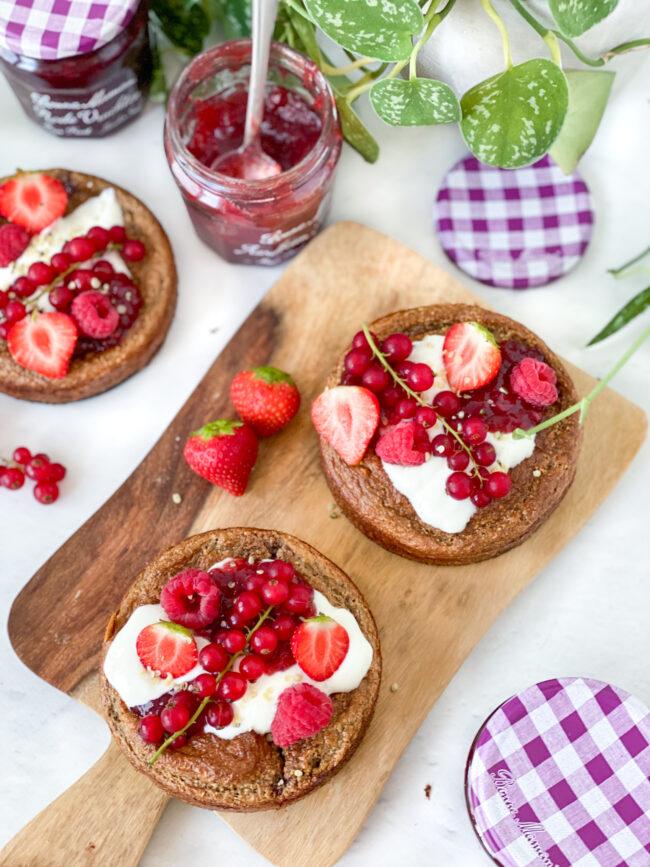 recept ontbijttaartjes met bonne maman © bettyskitchen.nl