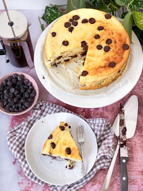 recept ricotta taart met chocolade © bettyskitchen.nl